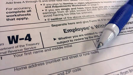 How to fill out a W-4 Allowances | Accounting Results LLC